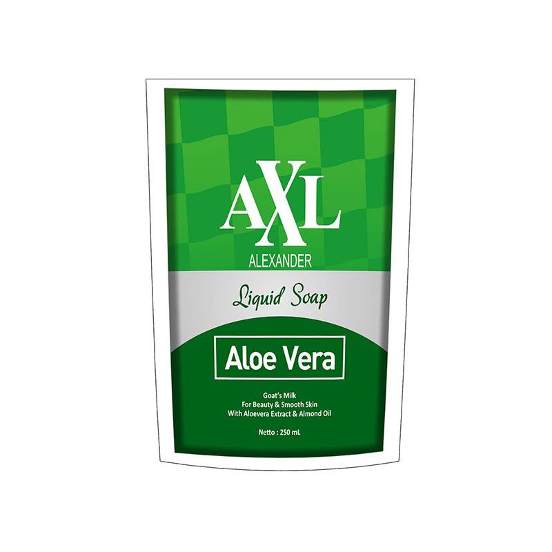 Axl Alexander Liquid Soap Aloe Vera 5In1 250 Ml