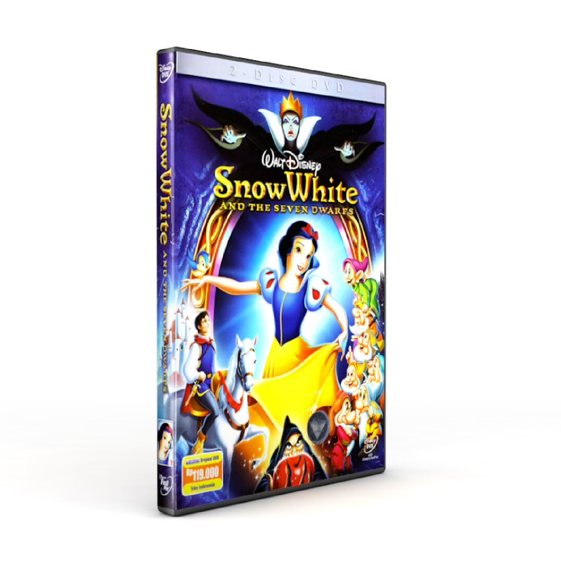 Snow White And The Seven Dwarfs DVD (Diamond Edition)