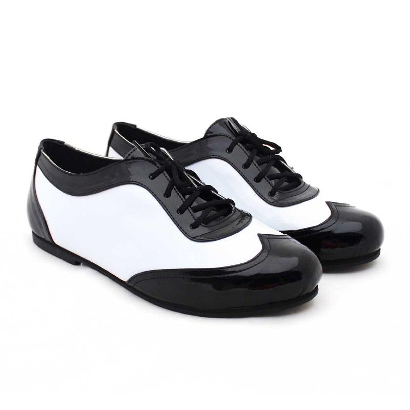 Alivelovearts Flat Shoes Phantom Black