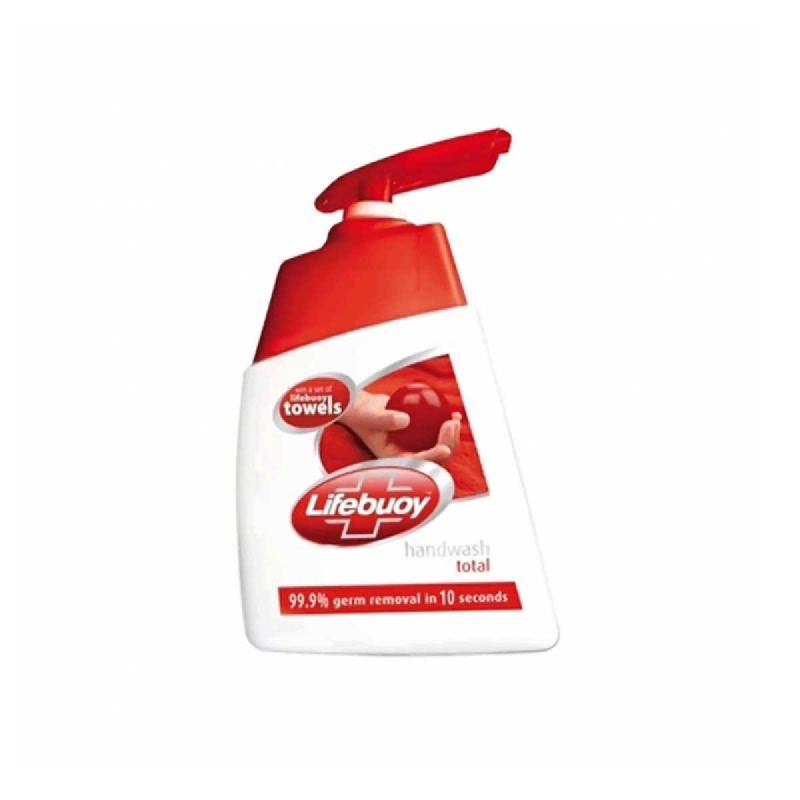 Lifebuoy Hand Wash Red Pump 200 Ml