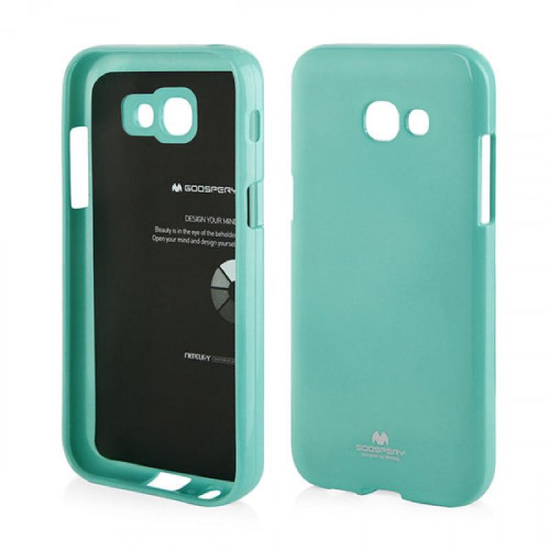 Goospery Jelly Case Samsung Galaxy A5 2017 - Mint