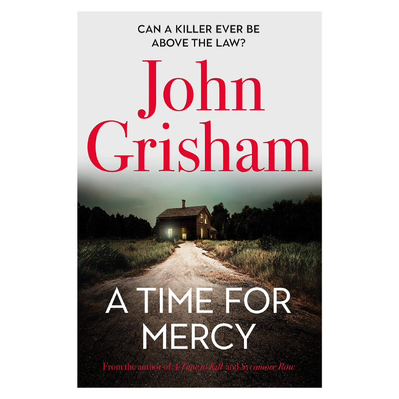 A Time for Mercy(John Grishams latest no. 1 bestseller - the perfect Christmas present)