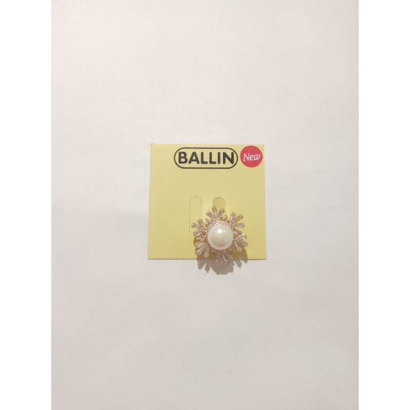 Ballin - Women Brooch LF BRXC00295F8G Gold