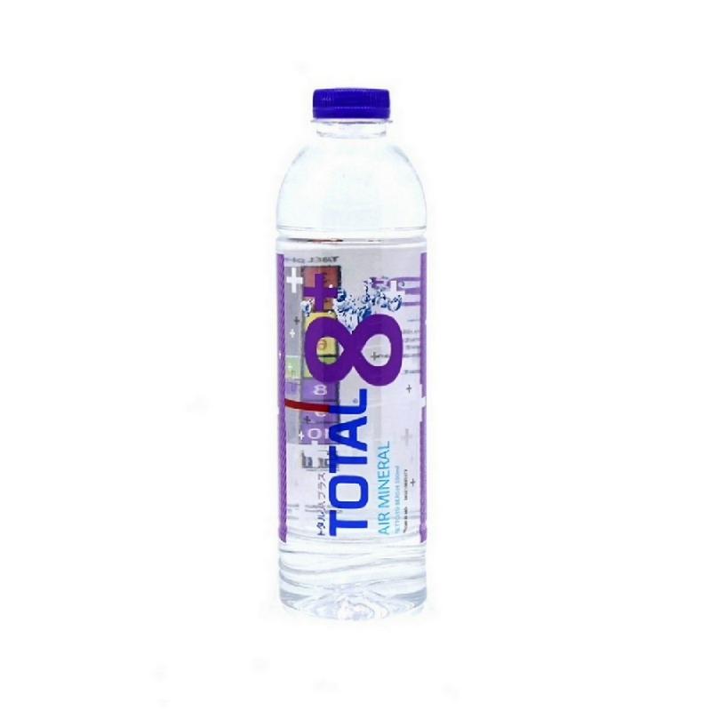 Total Alkaline 8+ Air Mineral 500 Ml
