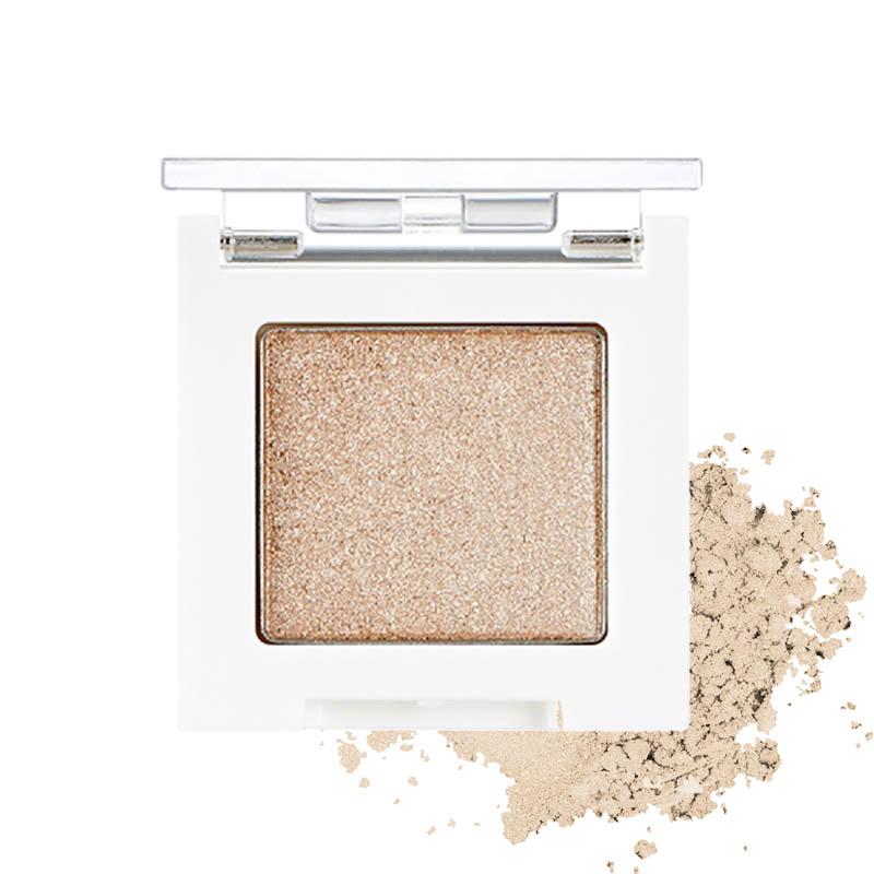 The Face Shop Mono Cube Eyeshadow (Glitter) GD02 Vanilla Candy