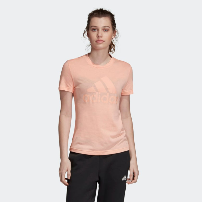 Adidas Must Haves Badge Of Sport Tee EB3795