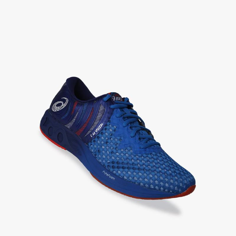 Asics NOOSA FF 2 Mens Running Shoes Blue