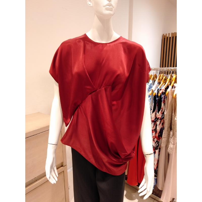 Basa Naomi Blouse Red