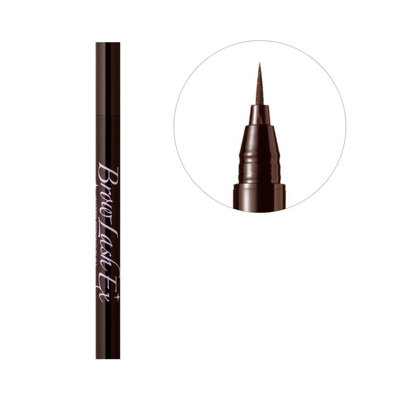 BCL 0.1mm Slim Liquid Eyeliner Brown Browlash Ex