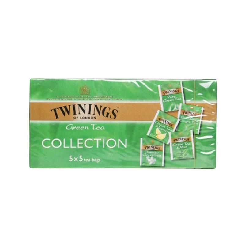 Twinning Teh Hijau Collection 4X5Pc