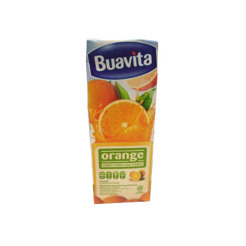 Buavita Orange Juice 250Ml