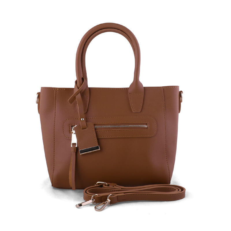 AliveLoveArts Winwin Hand-Sling Bags Brown