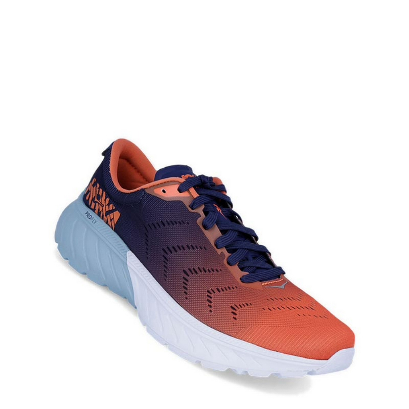 Hoka One One Mach 2 Men Running Shoes Multicolor