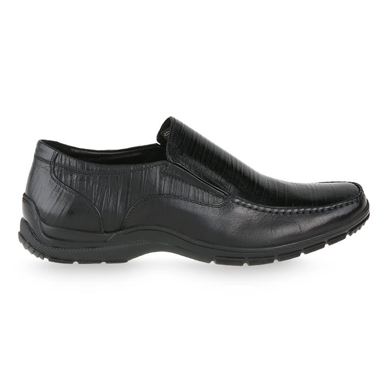 Andrew Hannett Formal Shoes Pria Hitam