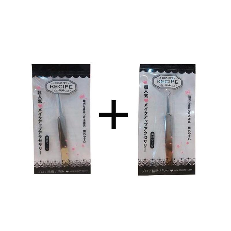 Beaute Recipe Acne Clip 1663 + Acne Clip 1663-1