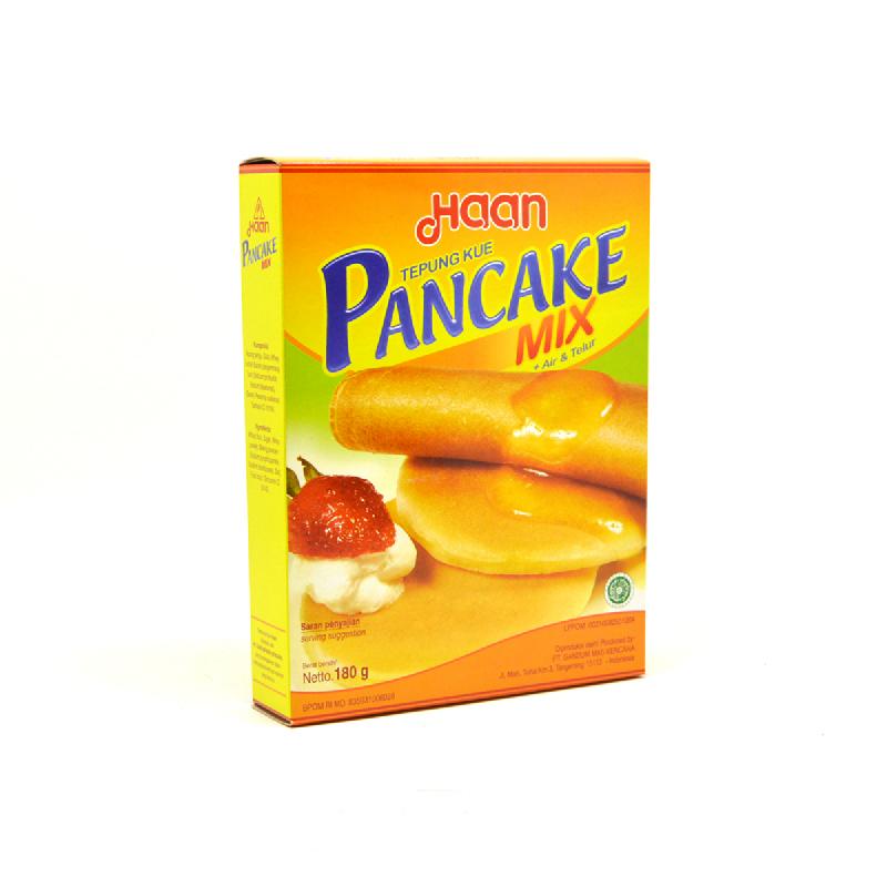 Pancake Mix 180 Gram