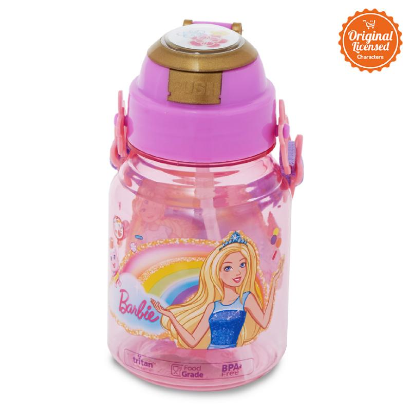 Barbie Refresh Water Bottle 350ML