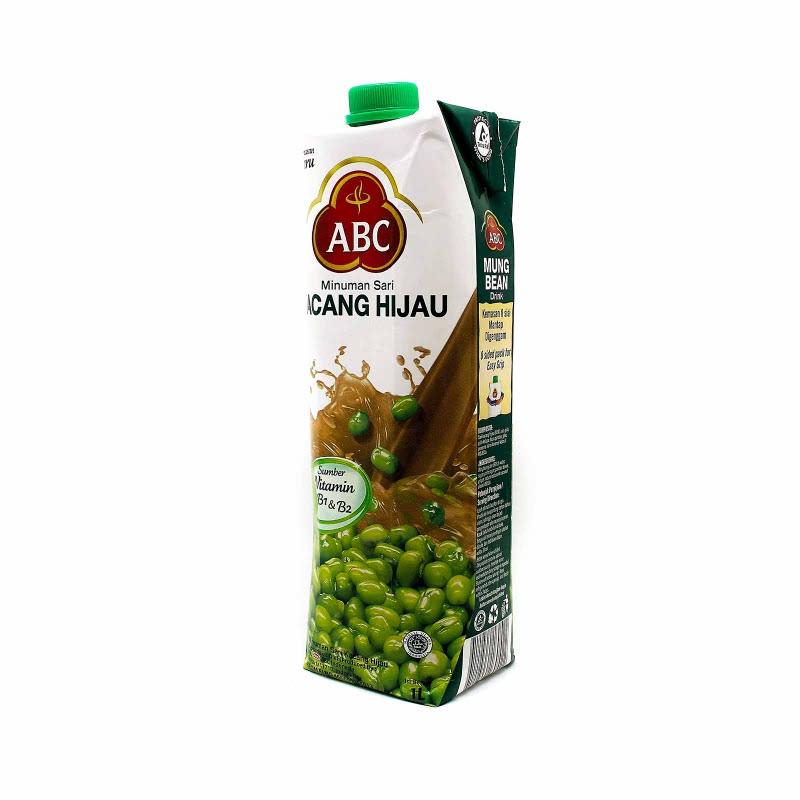 Abc Sari Kacang Hijau 1L