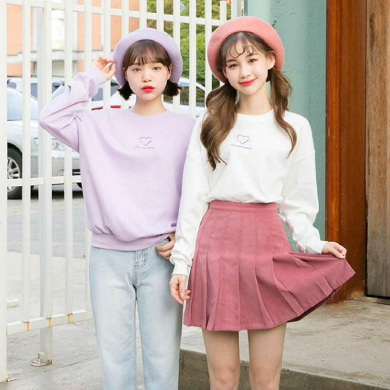 ICECREAM12 If the ice cream Tennis skirt Pink