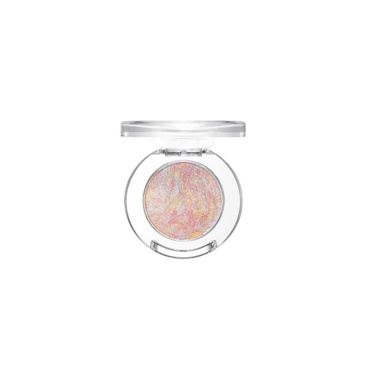 Jewel-light Marble Cushion Eyes(02 Rainbow Pink)