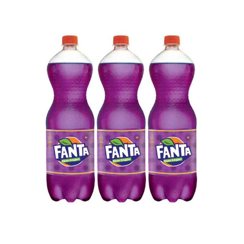 Fanta Grape 1.5 L (Buy 2 Get 1)