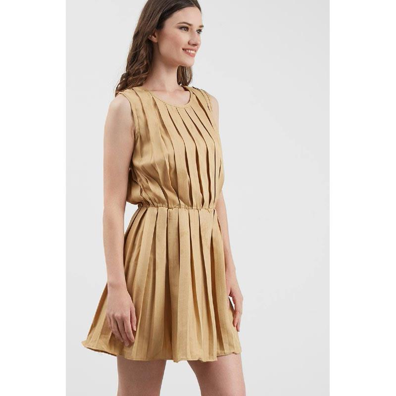 GW Greben Dress in Cream