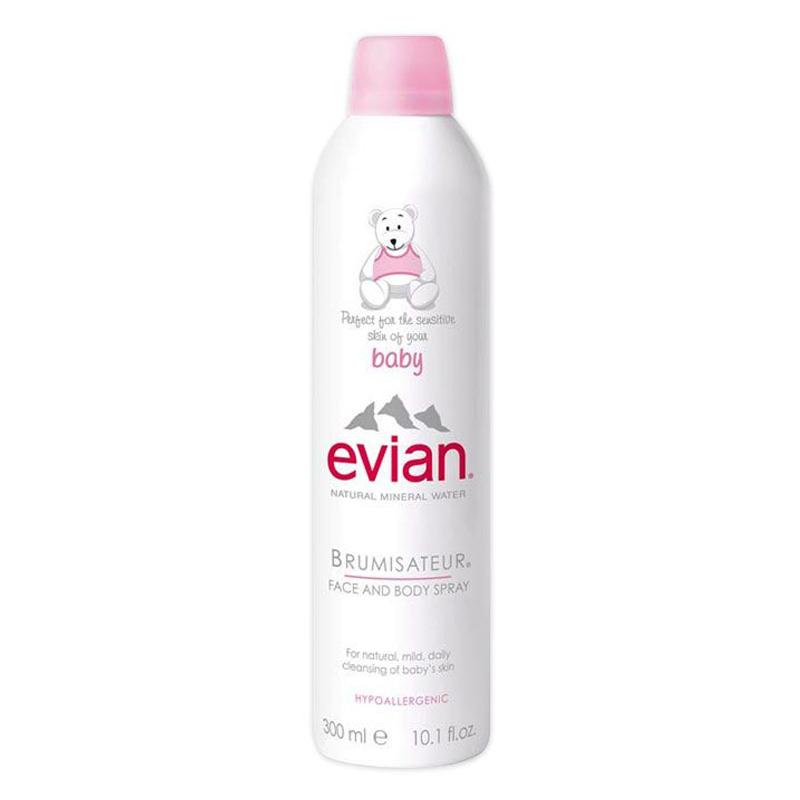 Evian Baby Brumisateur 300ml