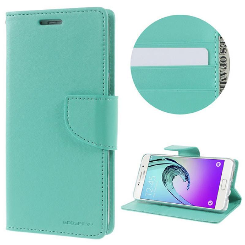 Goospery Bravo Diary for Samsung Galaxy A5 2016 - Mint