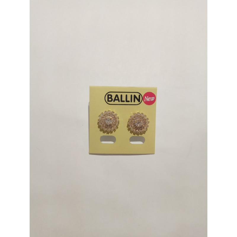 Ballin - Women Earring FF E0136G Gold