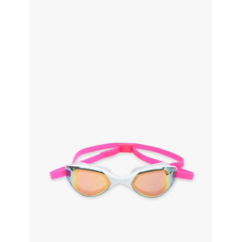 Adidas Persistar Comfort Mirrored Swimming Goggle - Ruby Metallic  Shock Pink