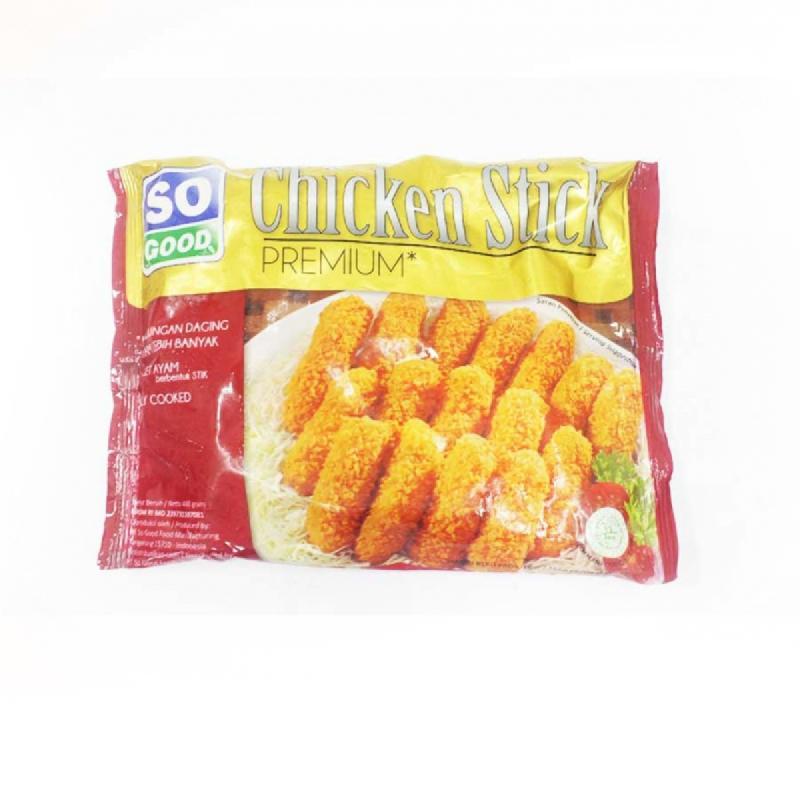 So Good Ayam Stick Premium 400 Gr