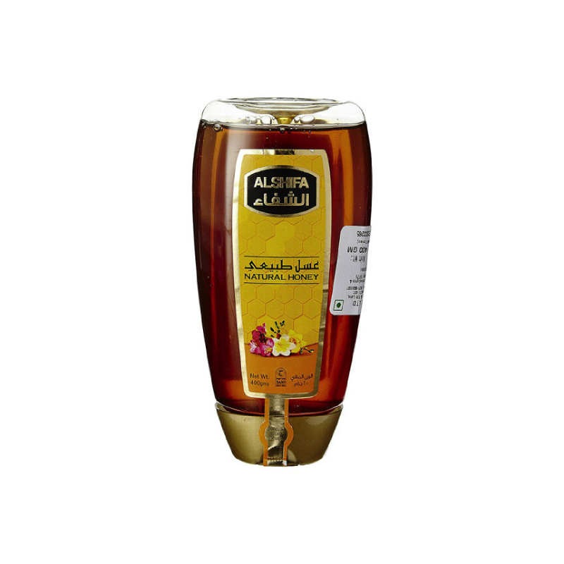 Al Shifa Madu Natural Squeeze Bottle 400Gr