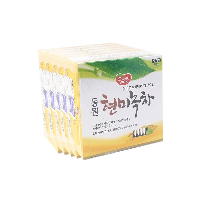 Hyunmi Green Tea isi 24 pcs (Tea Bags) 5 pcs