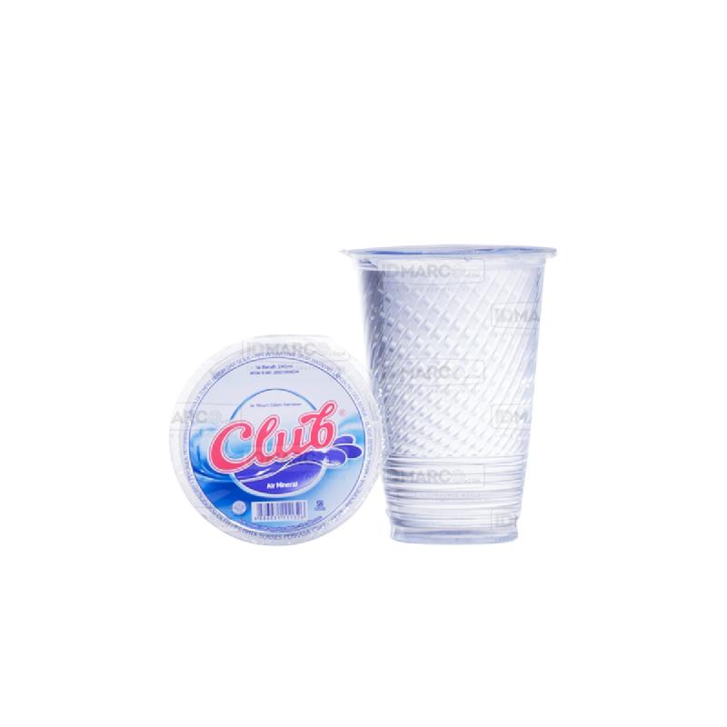 Club Air Mineral 240 ml - 1 karton (48 pcs)