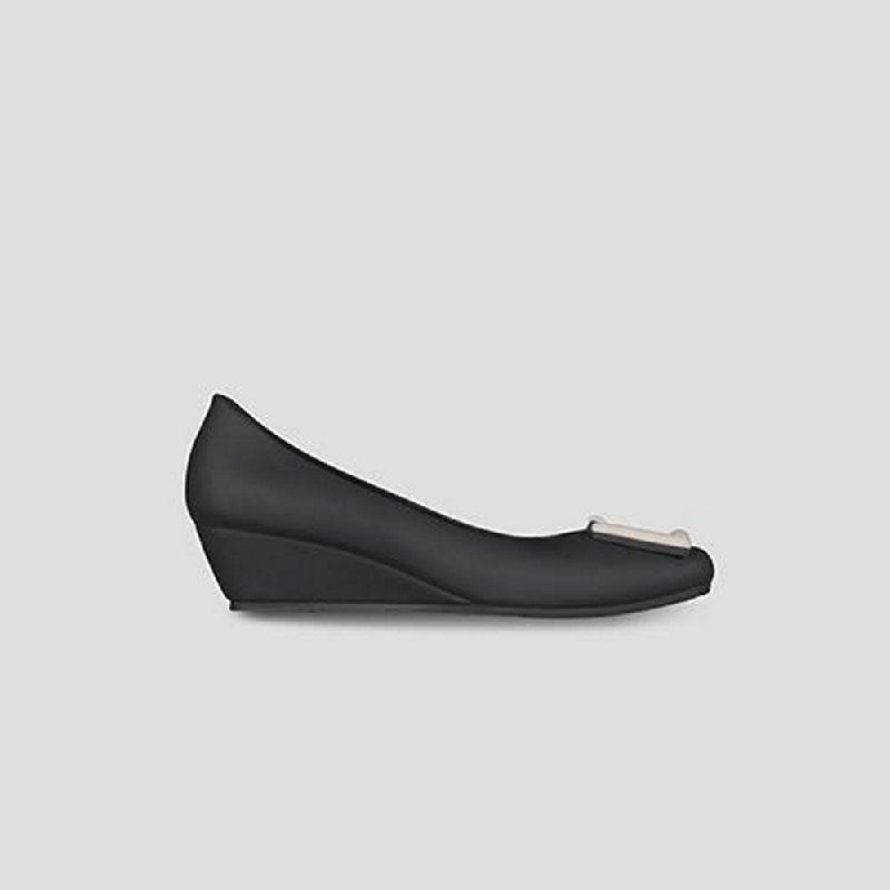 The Little Things She Needs Wedges Galyn Black
