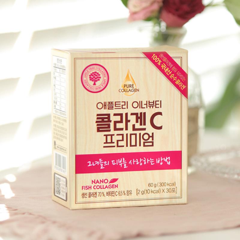 Apple Tree Inner Beauty Collagen C premium