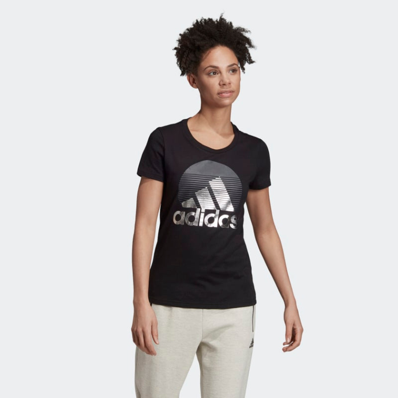 Adidas Must Haves Foil Tee ED6170