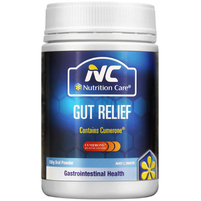 Nutrition Care Gut Relief 150g