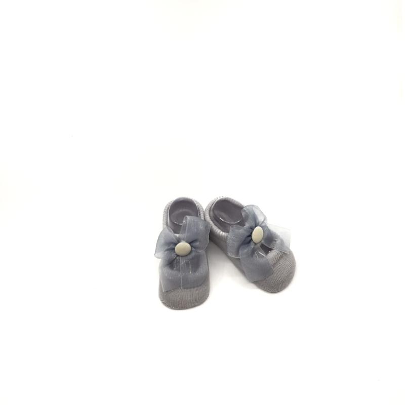 BabyLand Princess Socks Button PSB001