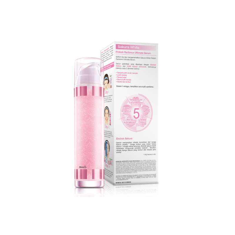 Garnier Sakura Essense 50Ml