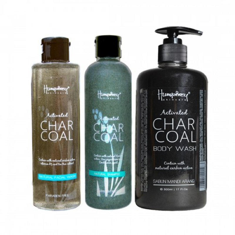 Humphrey skin care Charcoal