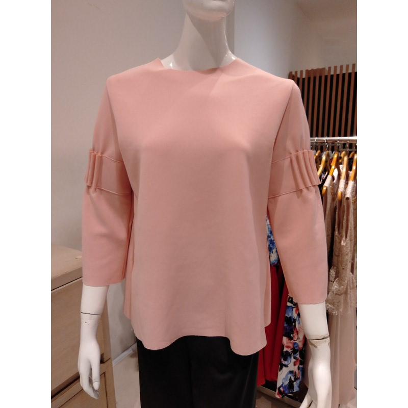 Basa Filipa Blouse Pink