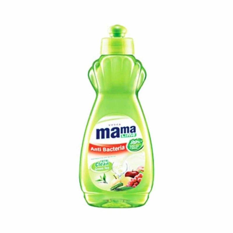 Mama Greentea Botol 400Ml