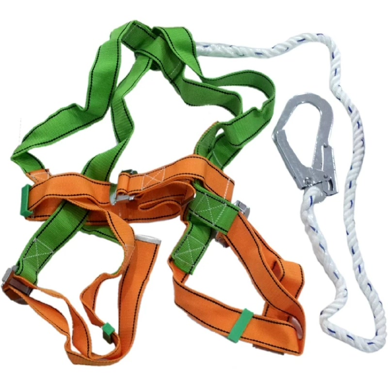 Perkakas Nankai Safety Harness Belt Full Body - Sabuk Pengaman Hook Besar Perkakas Tool