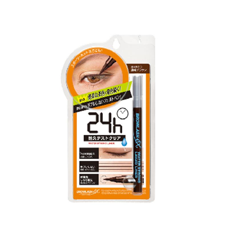 BCL Thick Liquid Eyeliner Deep Brown Browlash Ex