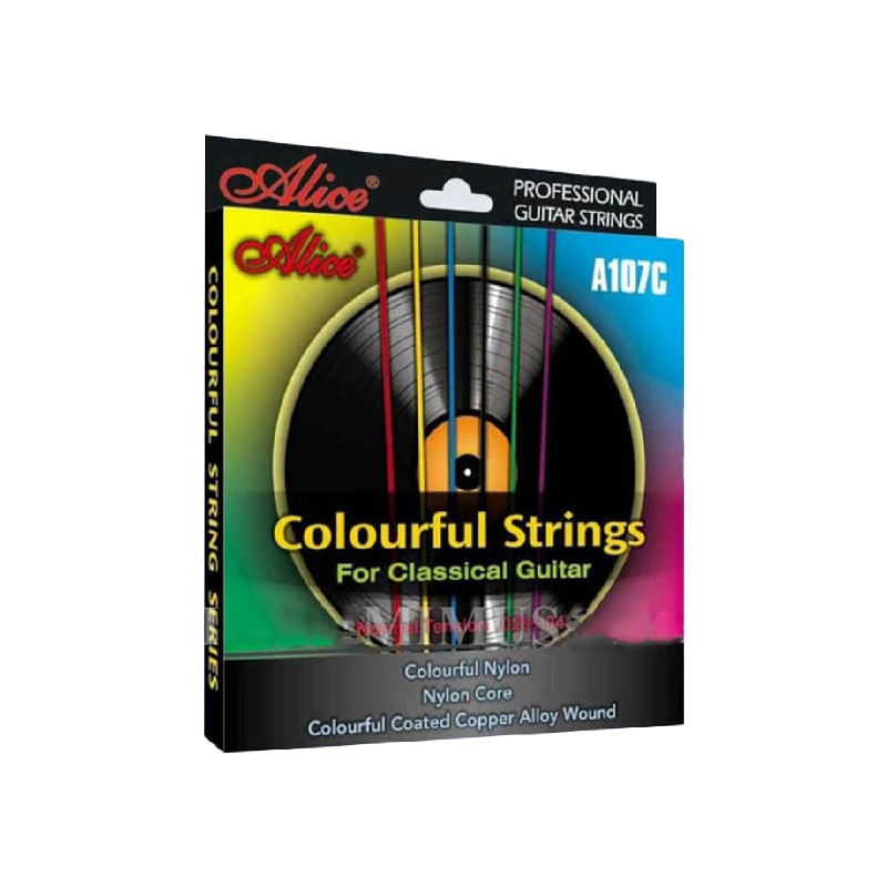 Alice Guitar String A107 Colour