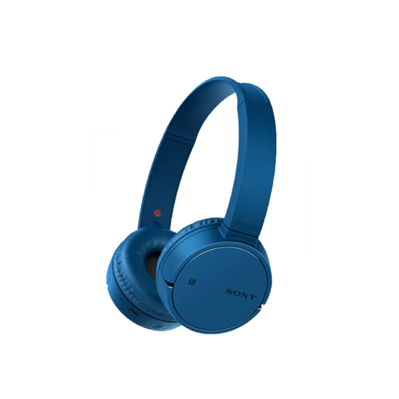 SONY Wireless Headphones Blue WH-CH500 LC 0603502