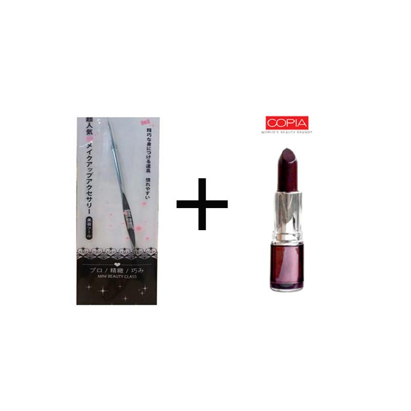 Beaute Recipe Acne Stick 1073-4 + Be Matte Lipstick Grape Wine