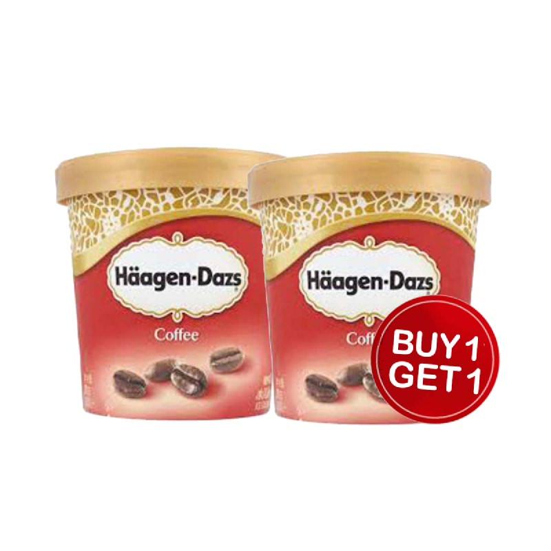 Haagen Dazs Kopi 473 Ml  (Buy 1 Get 1)