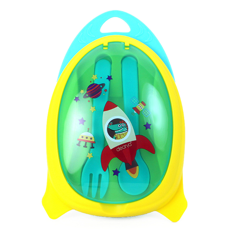 Baby Beyond Easy Go Space Mealbox BB1005